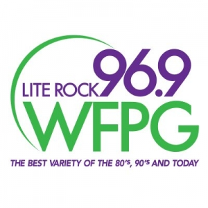 Lite Rock 96.9 - WFPG-FM