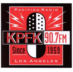 KPFK - 90.7 FM