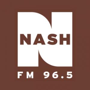 WJCL-FM Nash FM 96.5