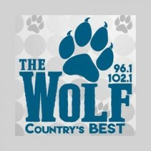 KWFI The Wolf 96.1/ 102.1 FM