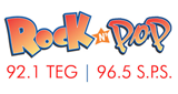Rock n PoP 92.3 FM Tegucigalpa