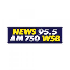 WSB AM 750 & 95.5 FM