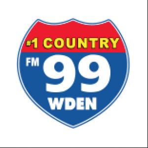 WDEN-FM #1 Country 99 WDEN