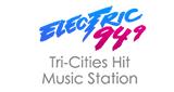 Electric 94.9 - WAEZ - FM 94.9 - Greeneville, TN
