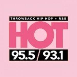 WCHZ-FM Hot 95.5/93.1